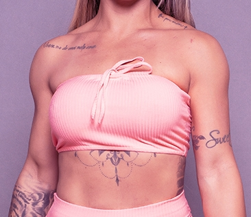 Tops Lily Pink