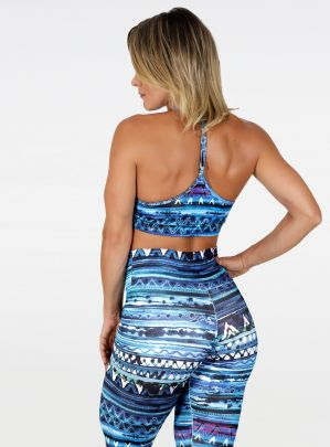 Top Giulie Azul