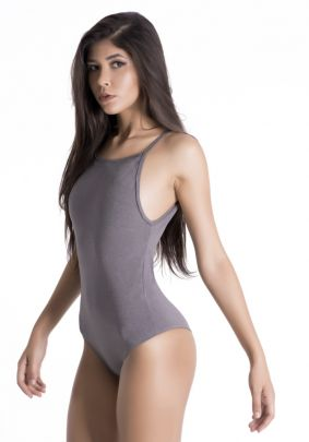 Body Basic Cinza