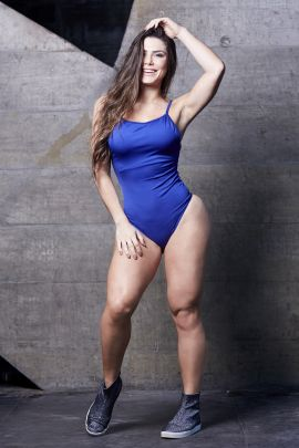Body Basic - Azul